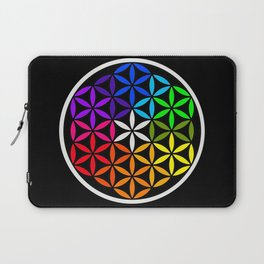 Secret flower of life Laptop Sleeve