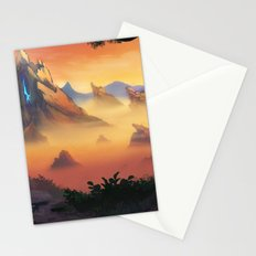 Mountain Spirit Stationery Cards