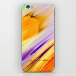 Catch The Sun #1 iPhone Skin