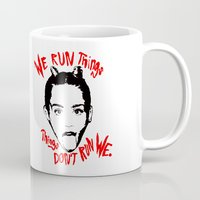miley Mugs featuring Miley Tee! by Eric Terino