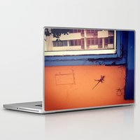 puerto rico Laptop & iPad Skins featuring Lizard in Puerto Rico by ANoelleJay