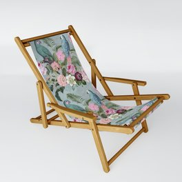 Flamingo Paradise Sling Chair