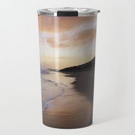 An Autumn Morning Travel Mug
