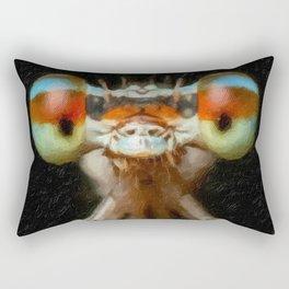 mantis Rectangular Pillow