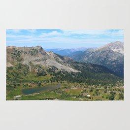Indian Peaks Wilderness Rug