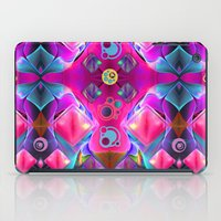 diamonds iPad Cases featuring Diamonds by thea walstra