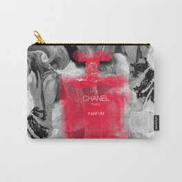 NO.五 - RED RUBY Carry-All Pouch