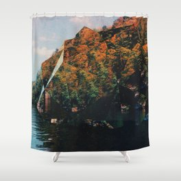 HĖDRON Shower Curtain