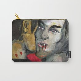 vampire gay love Carry-All Pouch