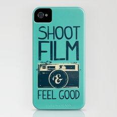 Shoot Film iPhone (4, 4s) Slim Case