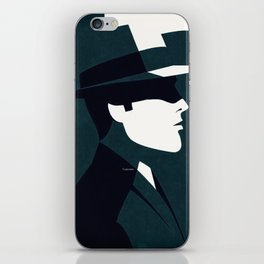 Detective iPhone Skin
