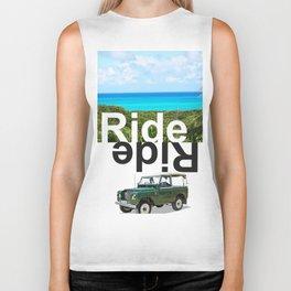 RIDE ISLAND BAHAMAS Biker Tank