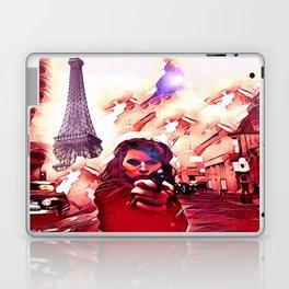Fire Fight Laptop & iPad Skin