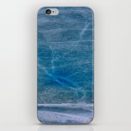 Ice Veins iPhone Skin