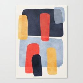 Parallax Canvas Print