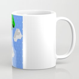 Mario World 1-1 Coffee Mug