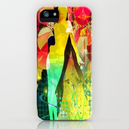 body electric iPhone Case