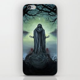 The Promise of Death iPhone Skin