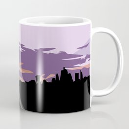 London Equinox Sunset 01 Coffee Mug