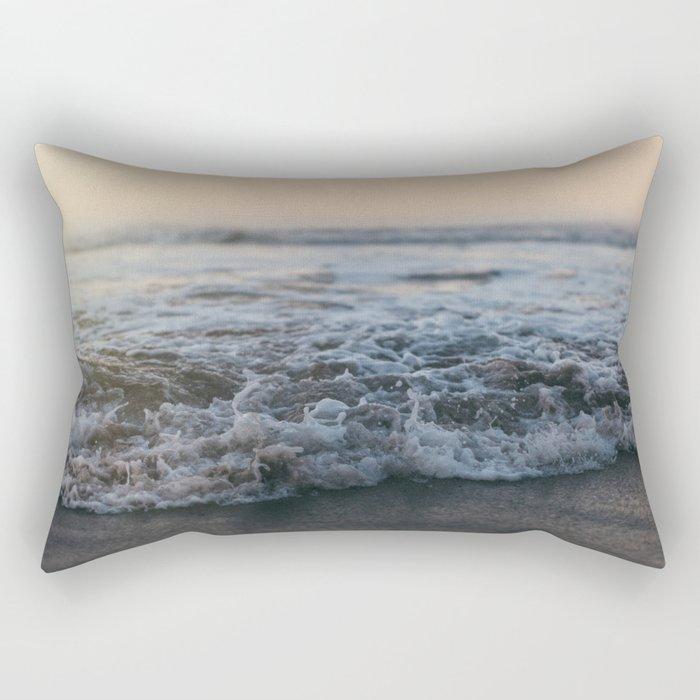 Sunrise Ocean Rectangular Pillow