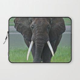 Ngorongoro Ele Laptop Sleeve
