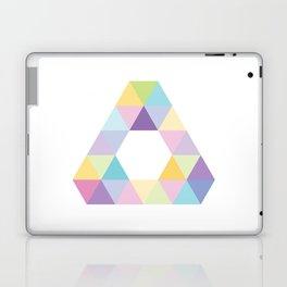 Fig. 013 Colorful Triangle Laptop & iPad Skin