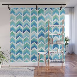 Whale Tails Wall Mural