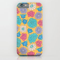 RocoFloral (mango) Slim Case iPhone 6s