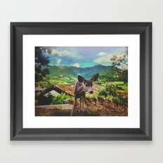 Pippin Framed Art Print