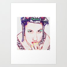 Marujas Art Print