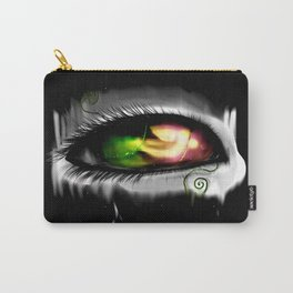 Eye see straight through You Carry-All Pouch