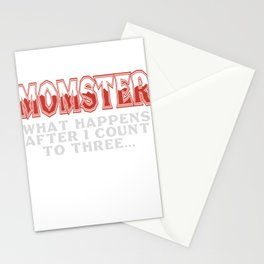 Momster Stationery Cards