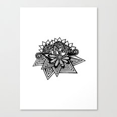Double Sided Canvas Print