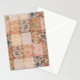 Vintage Textures Stationery Cards