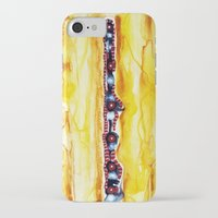 totem iPhone & iPod Cases featuring Totem by Jose Luis
