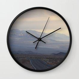 """Breathtaking..."" Wall Clock"