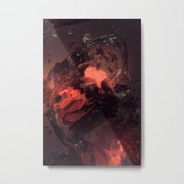 Embers Metal Print