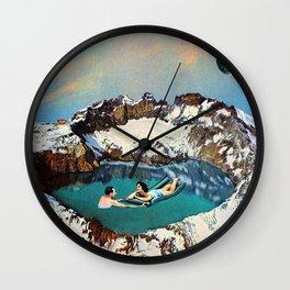 Jeneva Jacuzzi Wall Clock