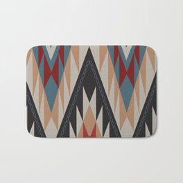 American Native Pattern No. 21 Bath Mat
