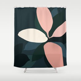 plant 111 Shower Curtain