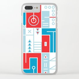 Play on words | Just shoot me Clear iPhone Case