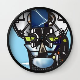 CRY4ME Wall Clock