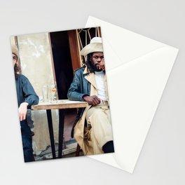 Parisian Mugshots - Jack Sparrow (Gueules de Parisiens) Stationery Cards