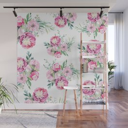 hurry spring Wall Mural