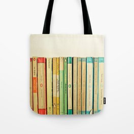 Birds on Parade Tote Bag