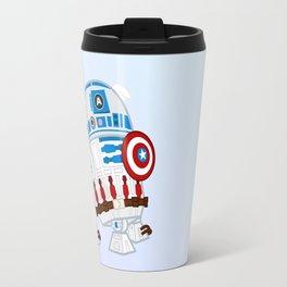 Captain R2D2 Travel Mug