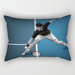 Kei Nishikori Rectangular Pillow