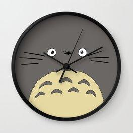 My neighbor troll - Studio Ghibli Wall Clock