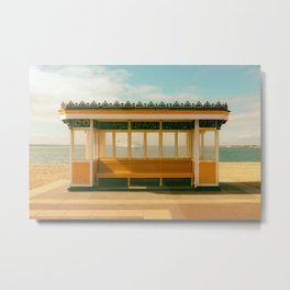 First Shelter I AE Metal Print