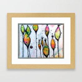 Pod Forest Framed Art Print